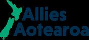 Allies Aotearoa Logo